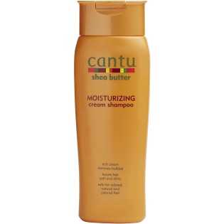 Shampoing hytratant beurre de karité moisturizing cream shampoing Cantu  400ml