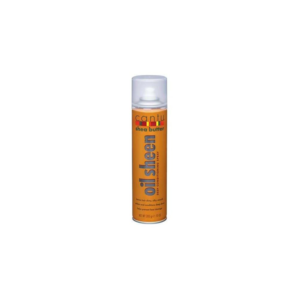 Spray brillance beurre de karité 270g (Oil Sheen)