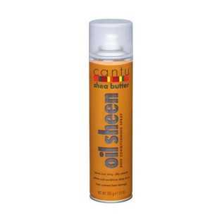 CANTU Spray brillance beurre de karité Oil Sheen