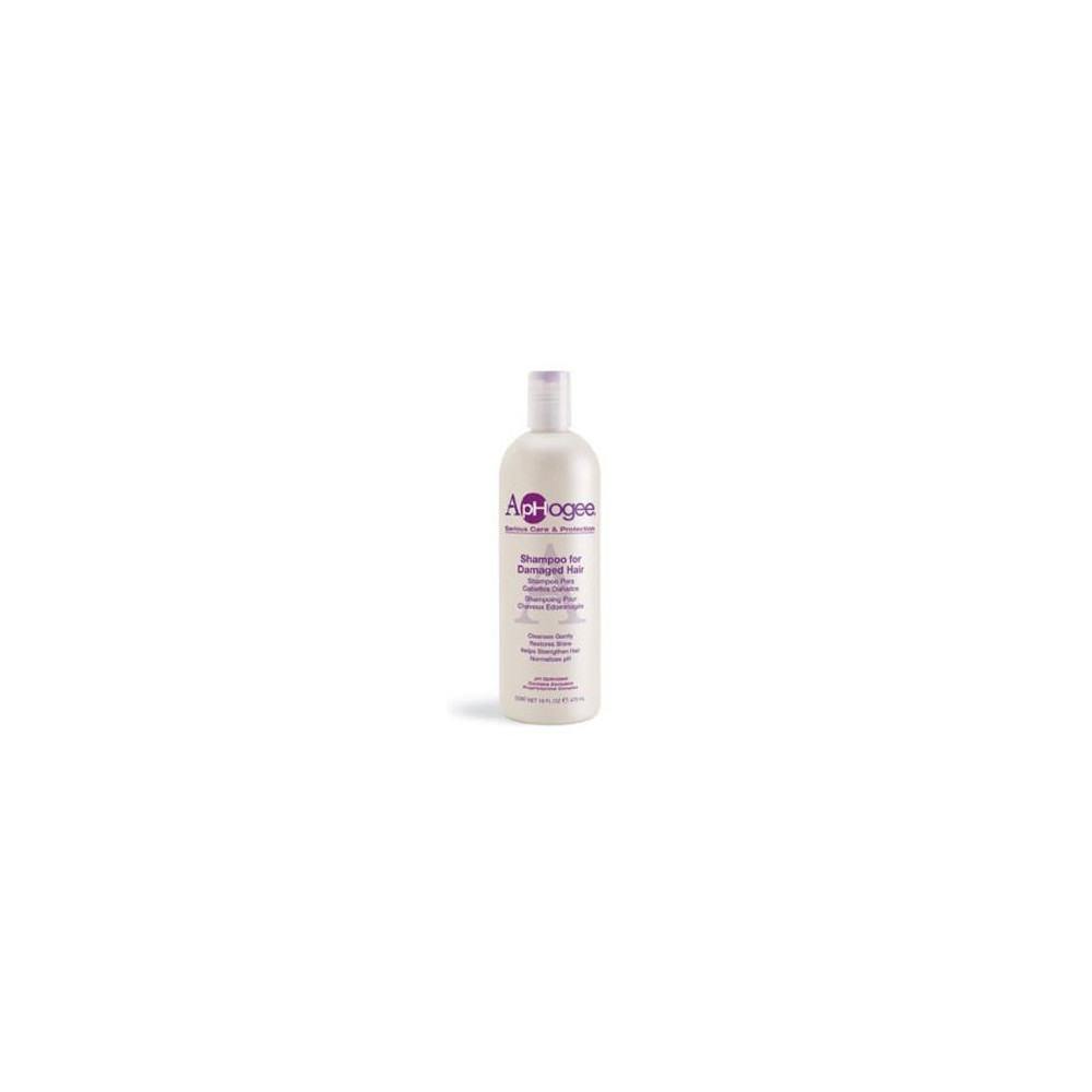 Shampoing pour Cheveux abîmés et endommagés (437ml)