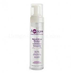 Aphogee Style and Wrap Mousse  251ml