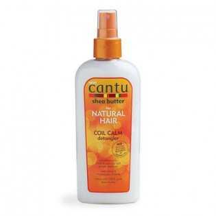 Spray démêlant cheveux naturels Cantu Coil Calm Detangler 237ml