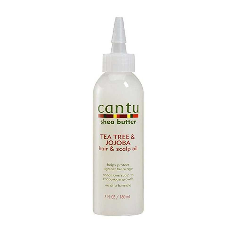 Cantu Shea Butter-Tea Tree & Jojoba hair & scalp oil