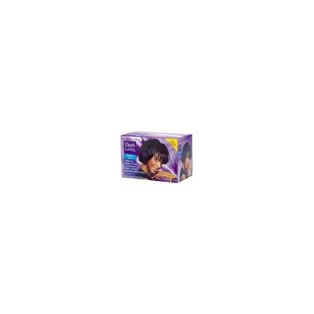 Moisture Plus No Lye Relaxer - Défrisant (Type : Regular)