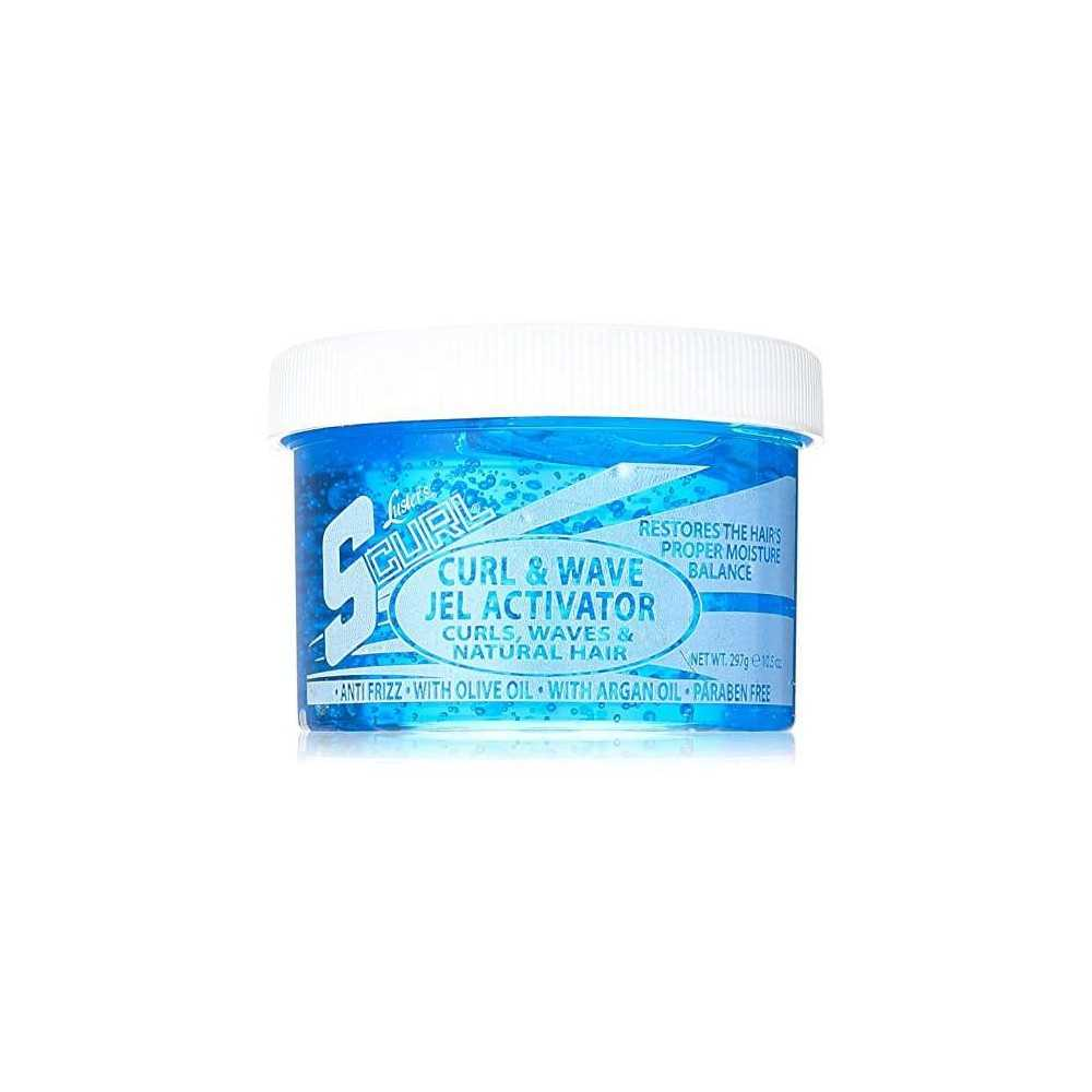 Gel Activateur de Boucles Wave-Luster's Scurl