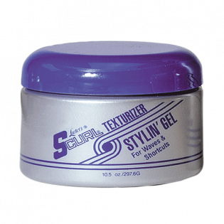 Gel coiffant revitalisant Luster's Scurl Texturizer Stylin' Gel