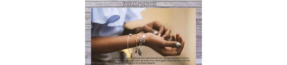 Sac ethnique Ébene Couture