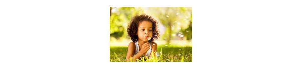 shampoing pour cheveux des enfants afro