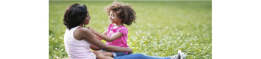 Après-Shampoings pour cheveux des enfants afro