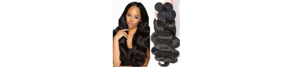 Tissage et Extensions de cheveux Naturels